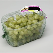 grapes tubular extruded net