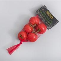 tomatoes - tubular net headerbag