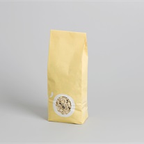 grain - paper bag with window