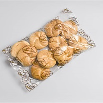 bread and pastry PP flowpack