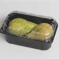 pears - clamshell tray