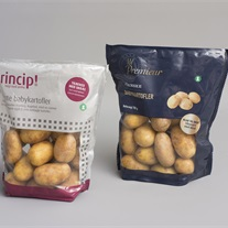 potatoes - film bag / doypack